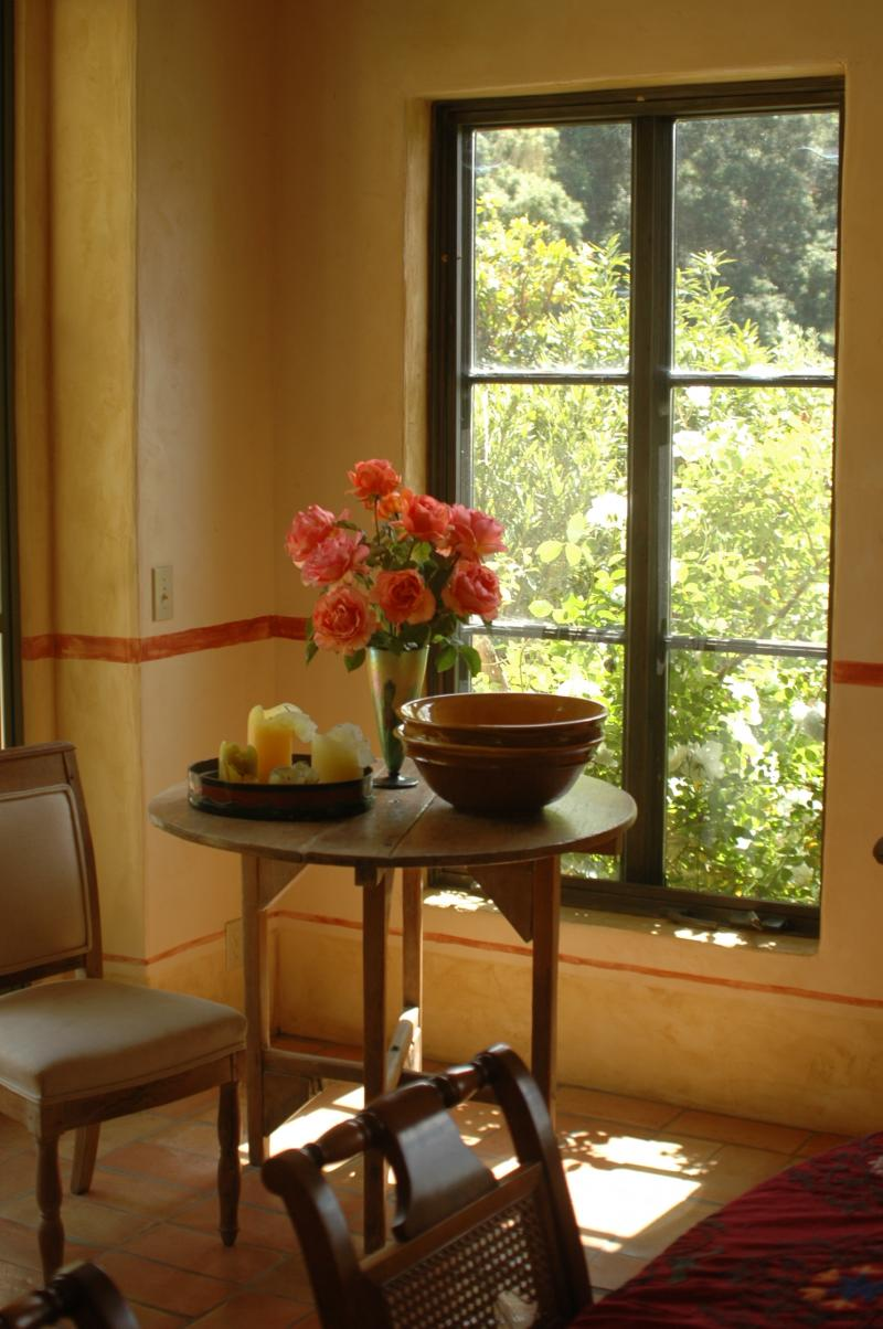 Santa Ynez Valley Ranch interior view
